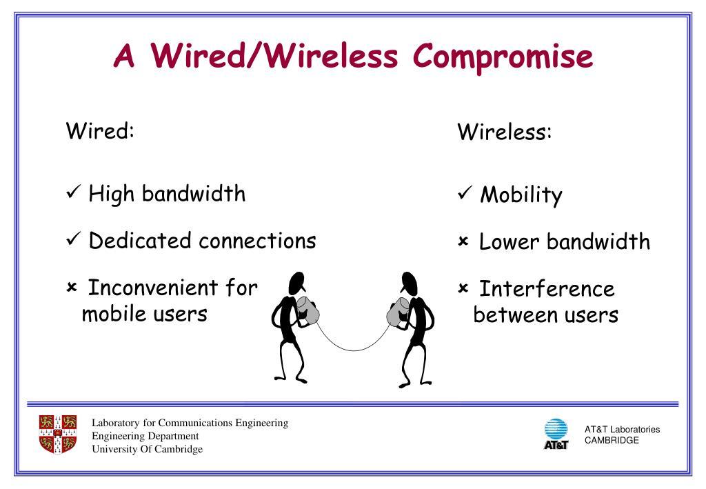 Wireless: