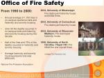 office of fire safety7