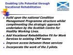 enabling life potential through vocational rehabilitation23