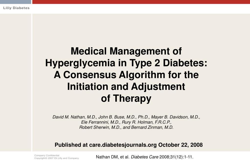 Medical Management of