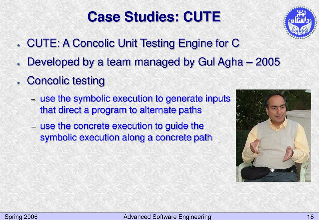 Case Studies: CUTE