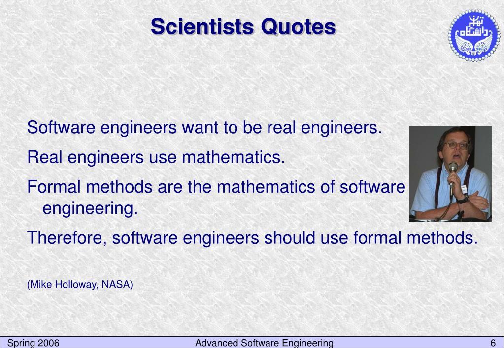 Scientists Quotes