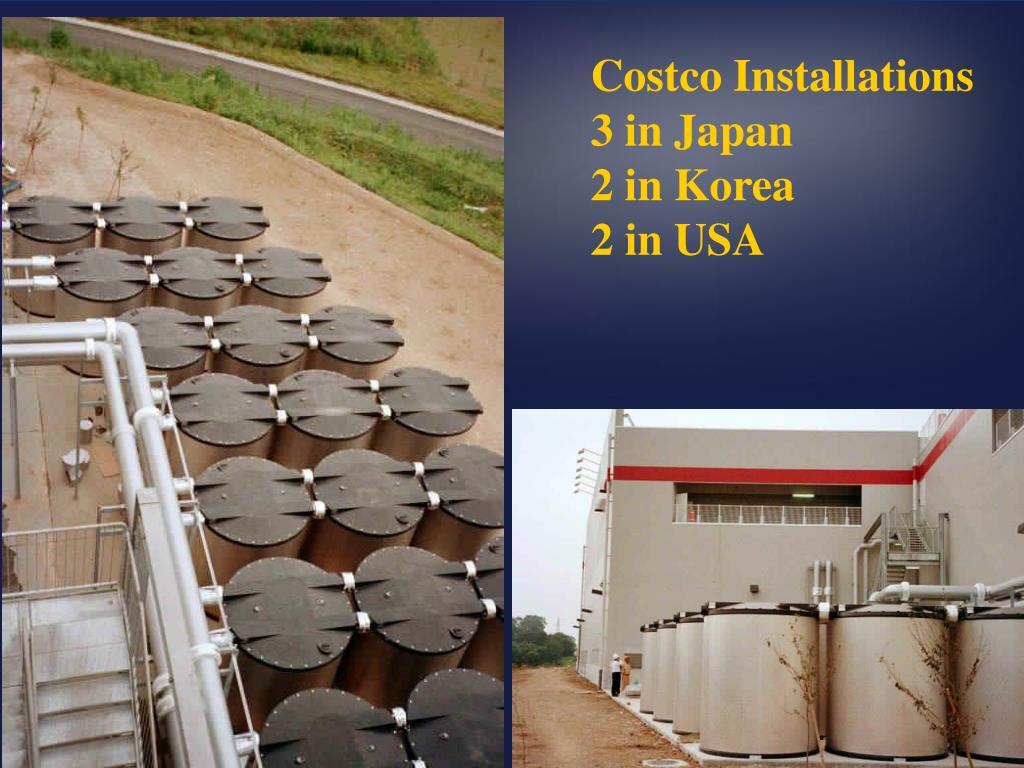 Costco Installations