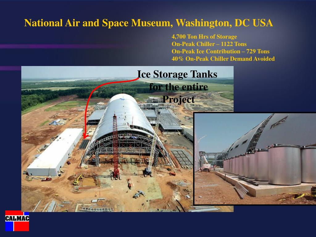 Ice Storage Tanks