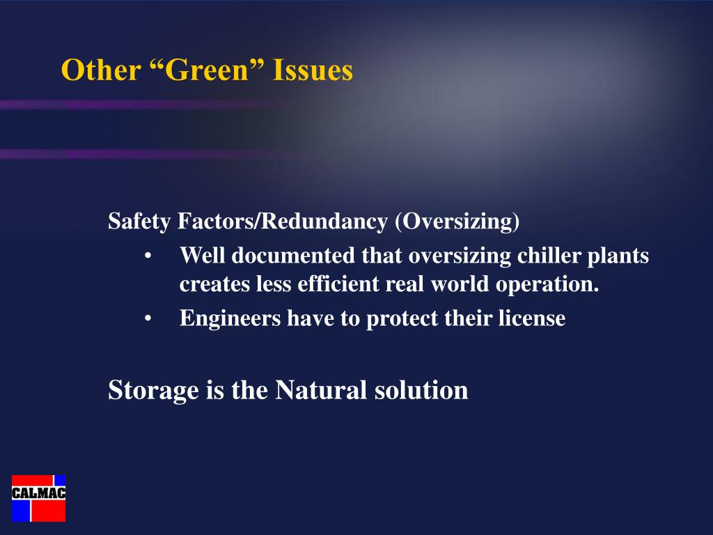 """Other """"Green"""" Issues"""