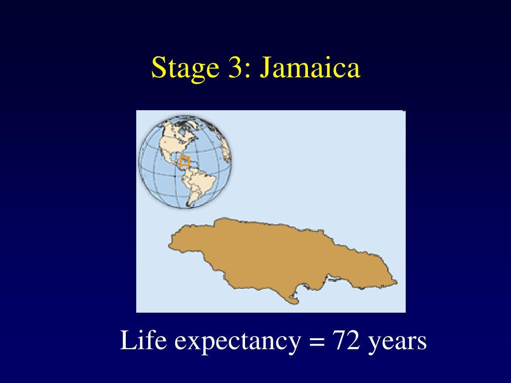 Stage 3: Jamaica