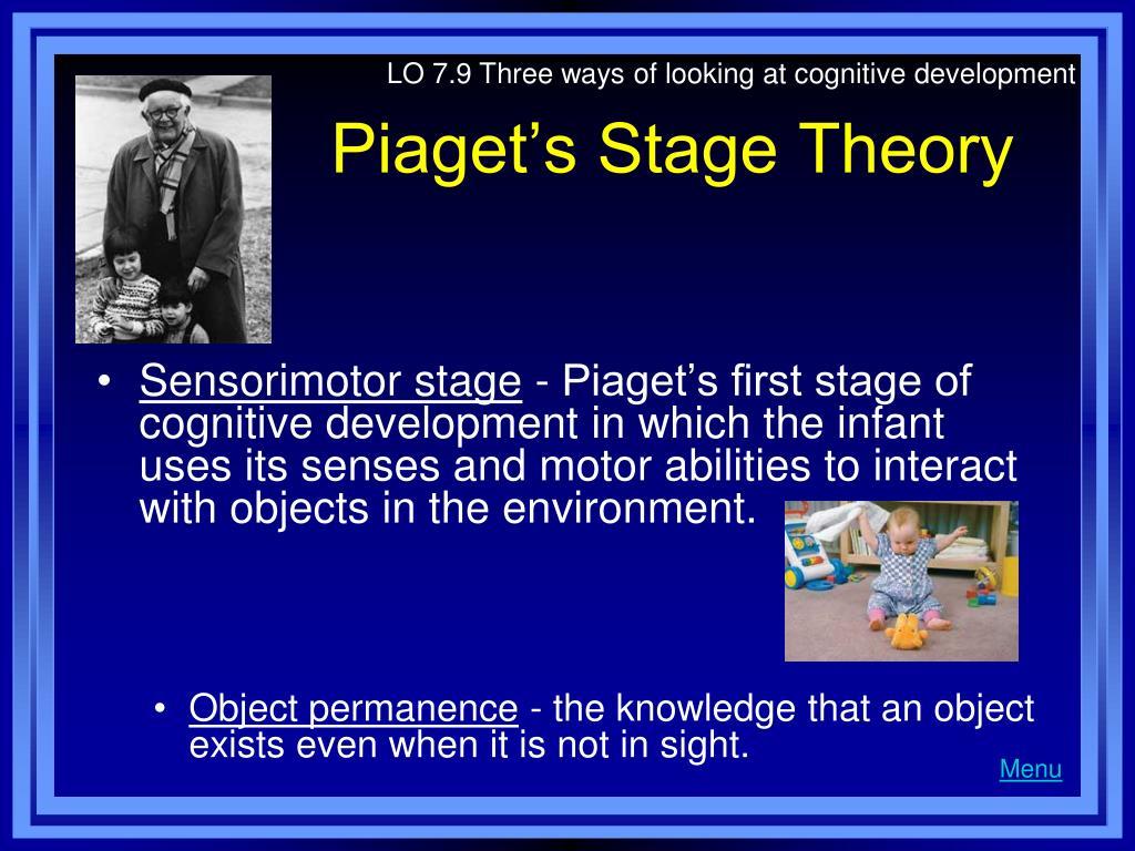 object permanence theory