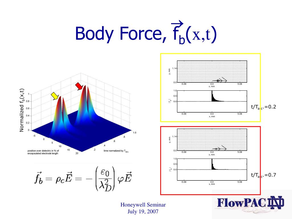 Body Force, f