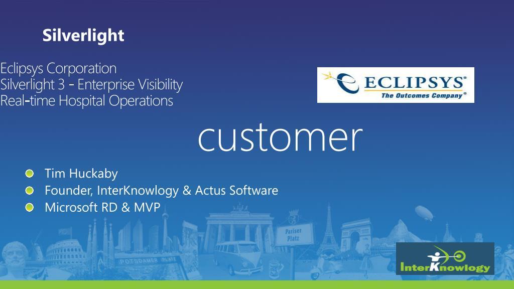 Eclipsys Corporation