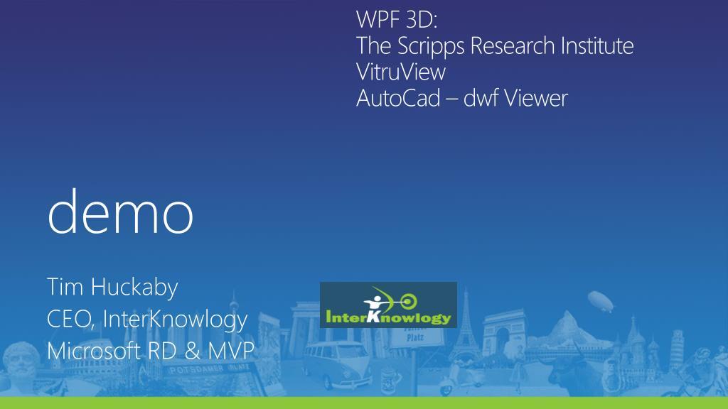 WPF 3D: