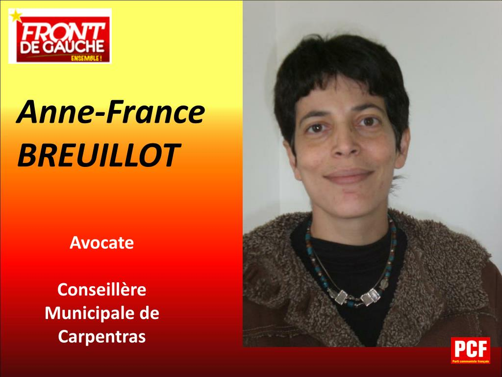 Anne-France BREUILLOT