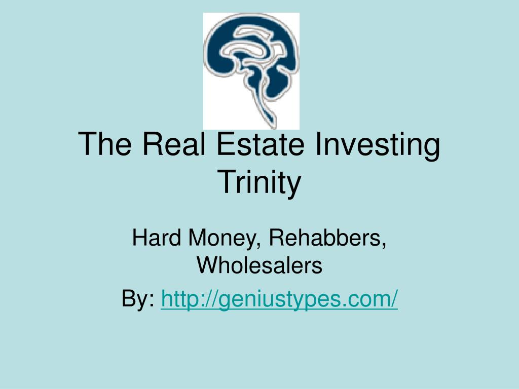 the real estate investing trinity l.