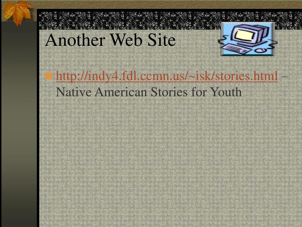 Another Web Site