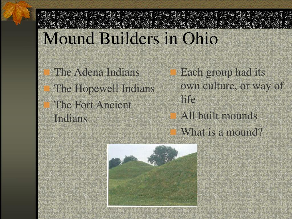 The Adena Indians