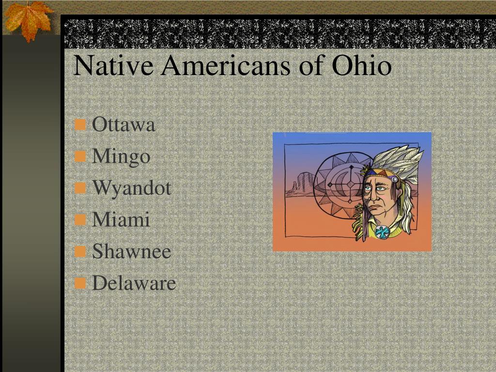 Native Americans of Ohio