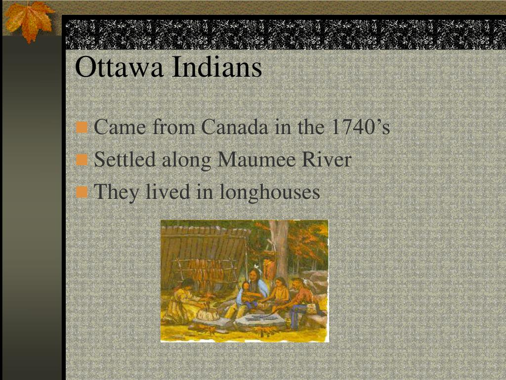 Ottawa Indians