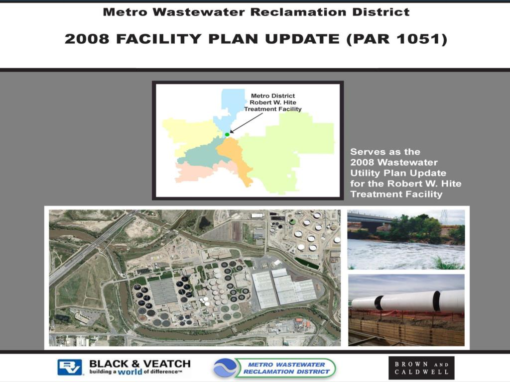 2008 Facility Plan Update