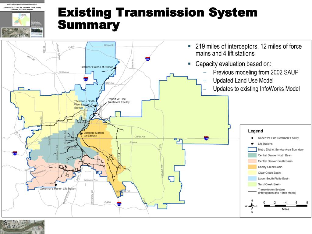 Existing Transmission System Summary