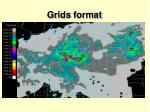 grids format