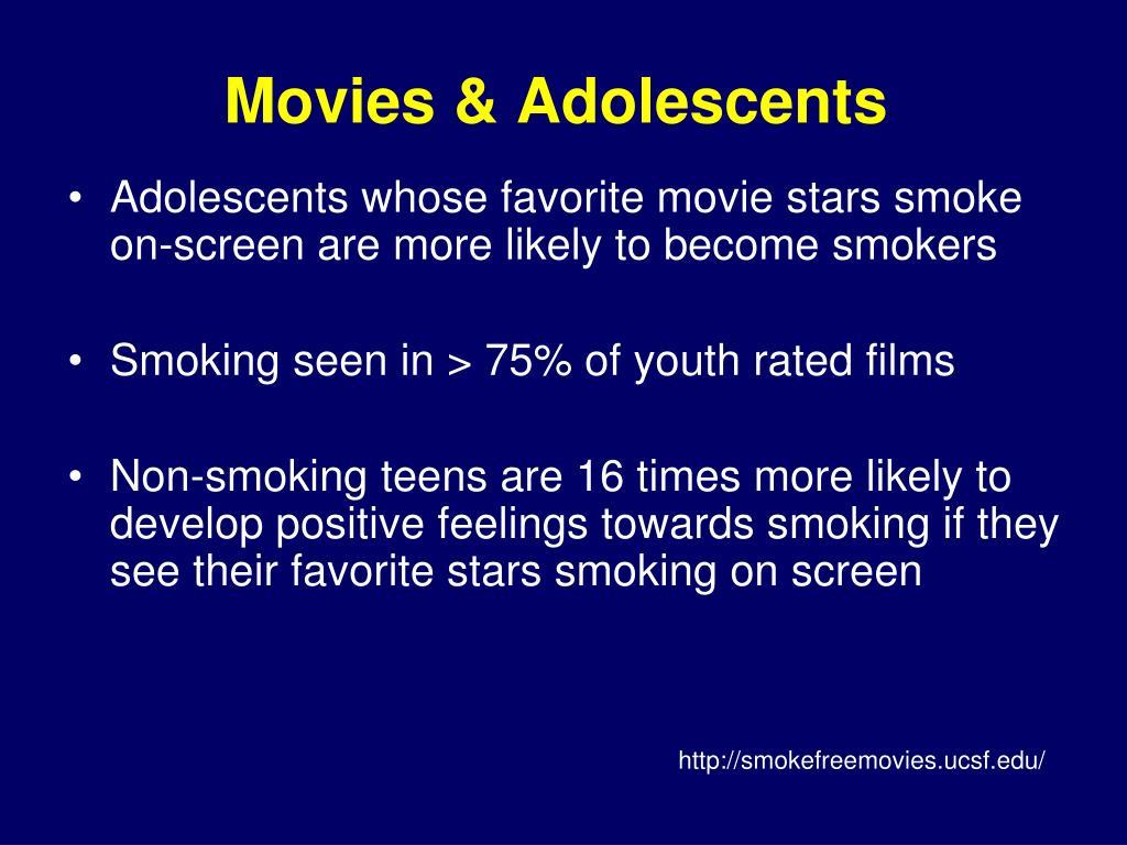 Movies & Adolescents