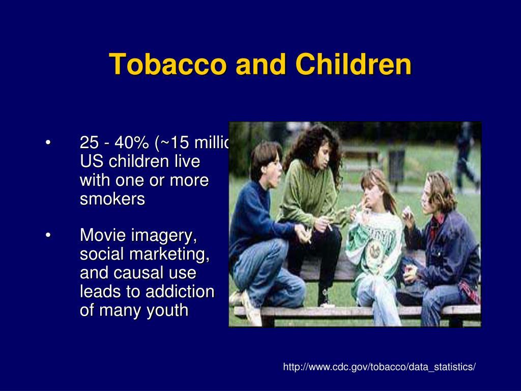 Tobacco and Children