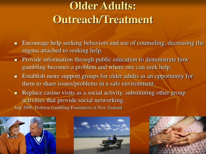 Older Adults: