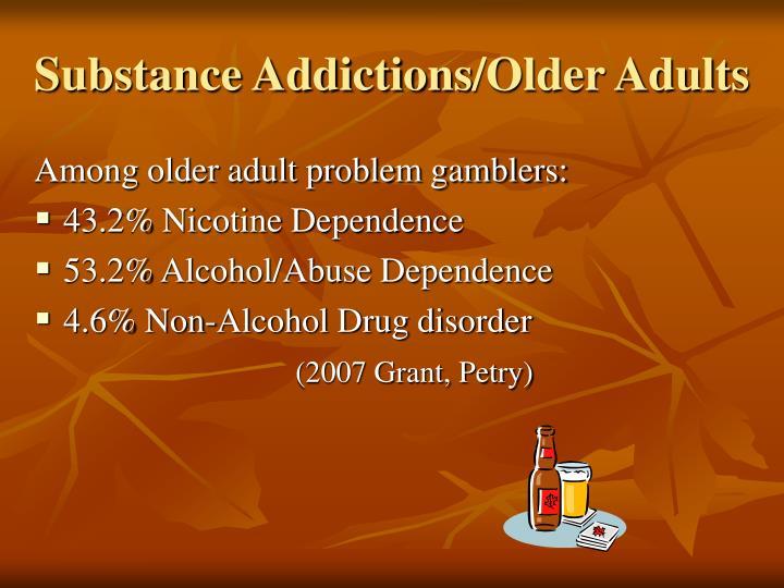 Substance Addictions