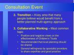 consultation event22