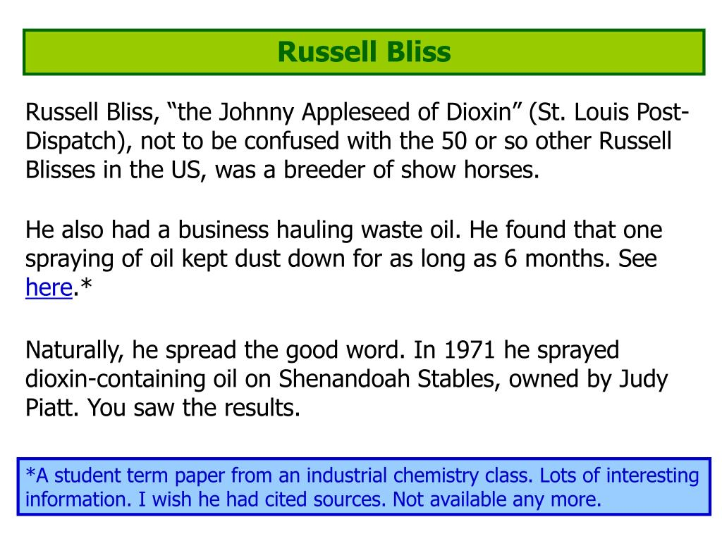 Russell Bliss