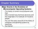 chapter summary63