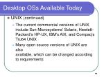 desktop oss available today53