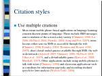 citation styles1