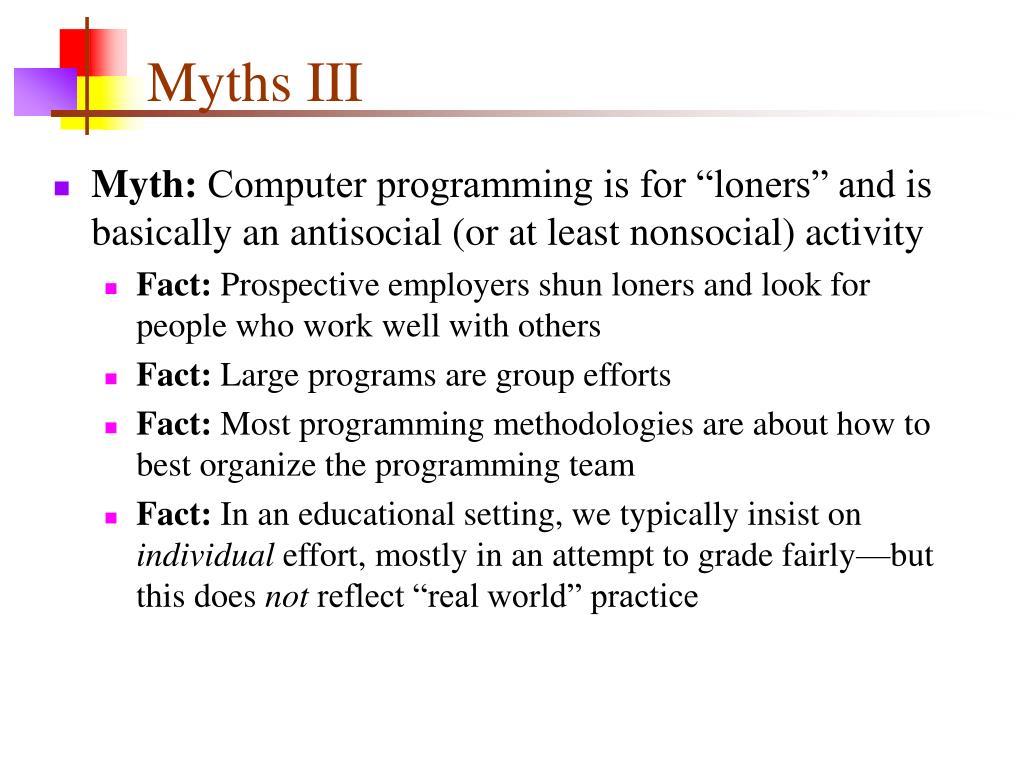 Myths III