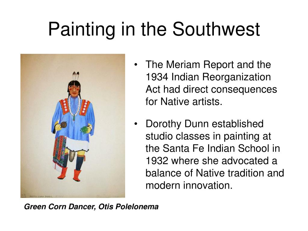 Painting in the Southwest