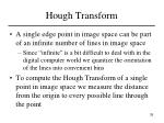 hough transform35