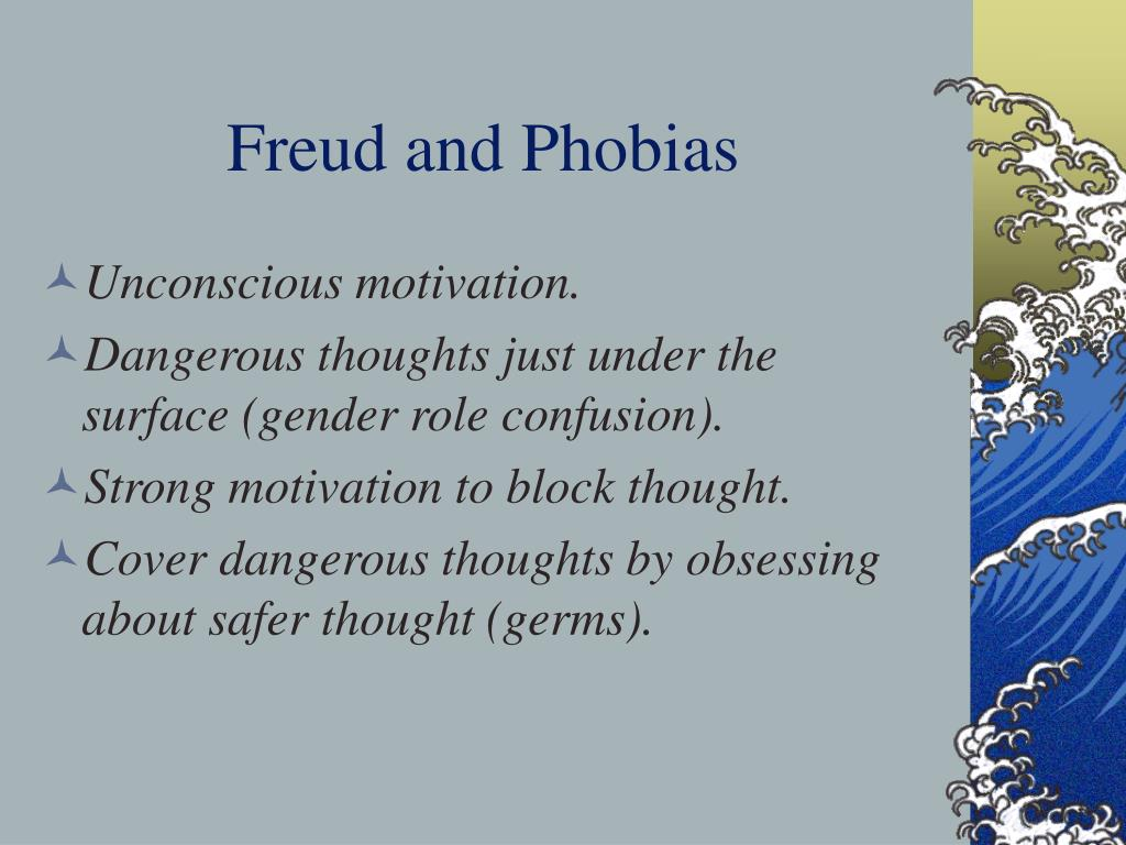 Freud and Phobias