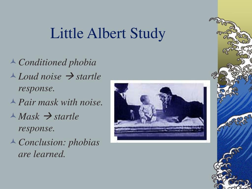 Little Albert Study