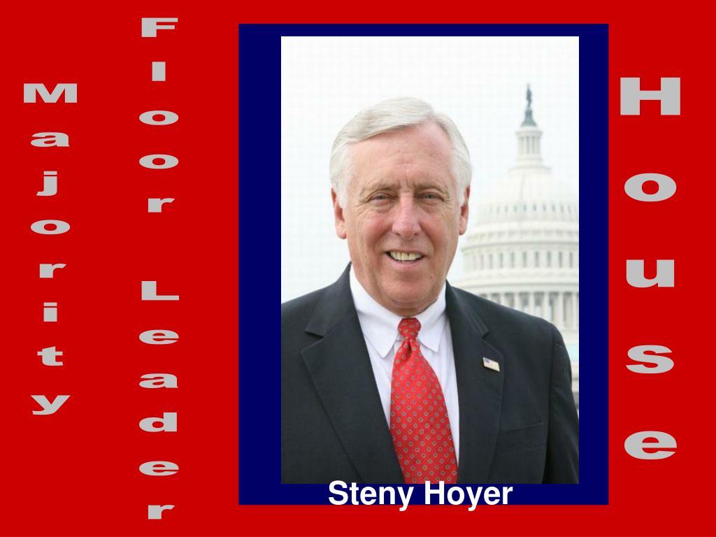 Steny Hoyer