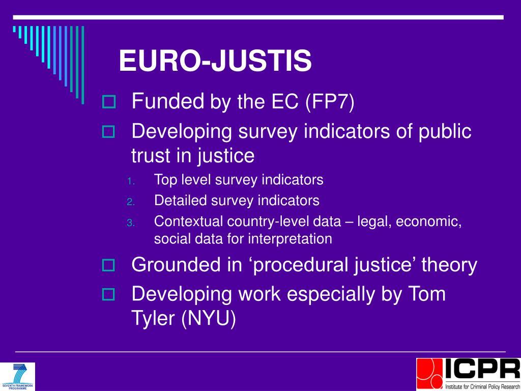 EURO-JUSTIS