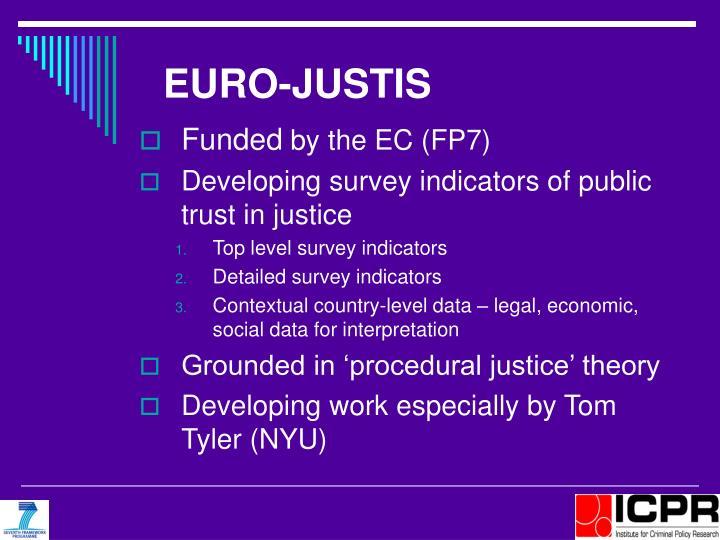 Euro justis