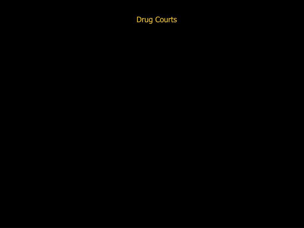 drug courts l.