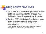 drug courts save lives22
