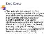 drug courts46