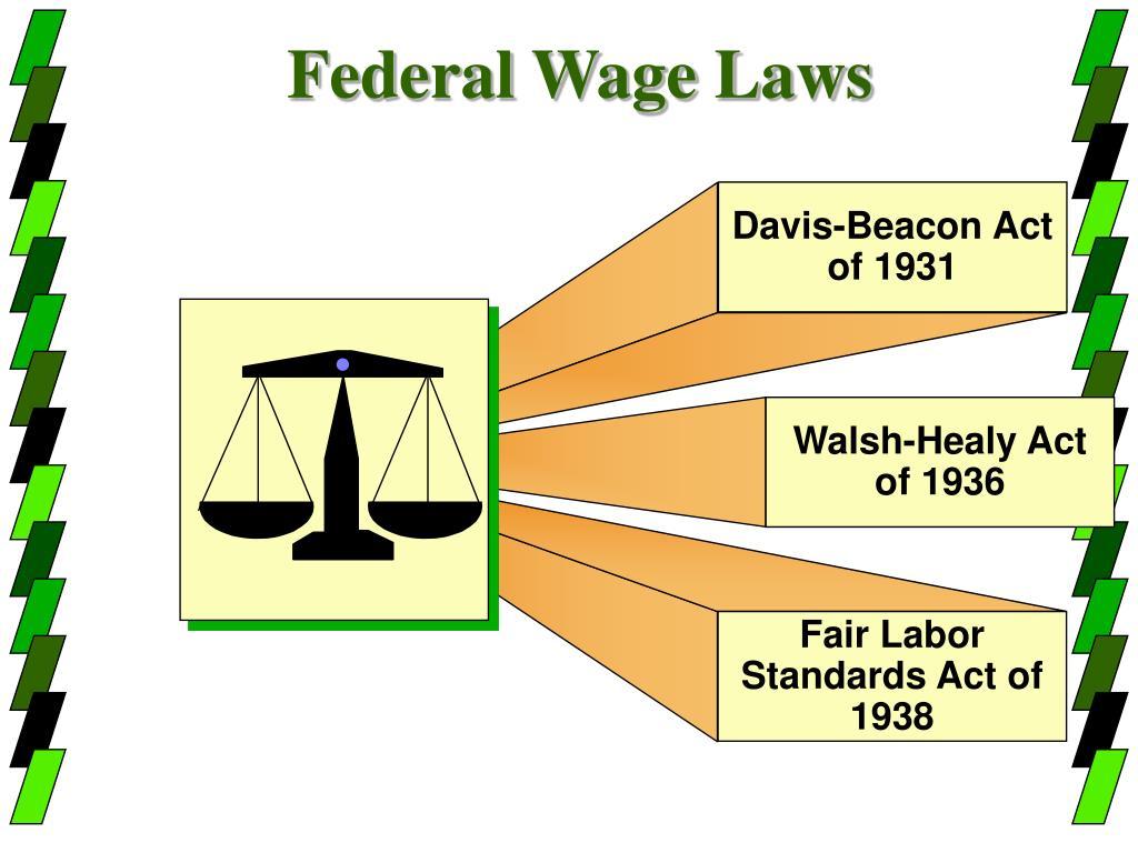 Davis-Beacon Act of 1931