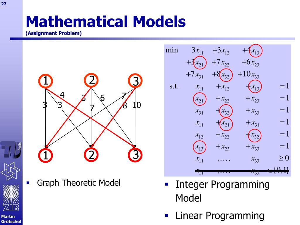 Graph Theoretic Model