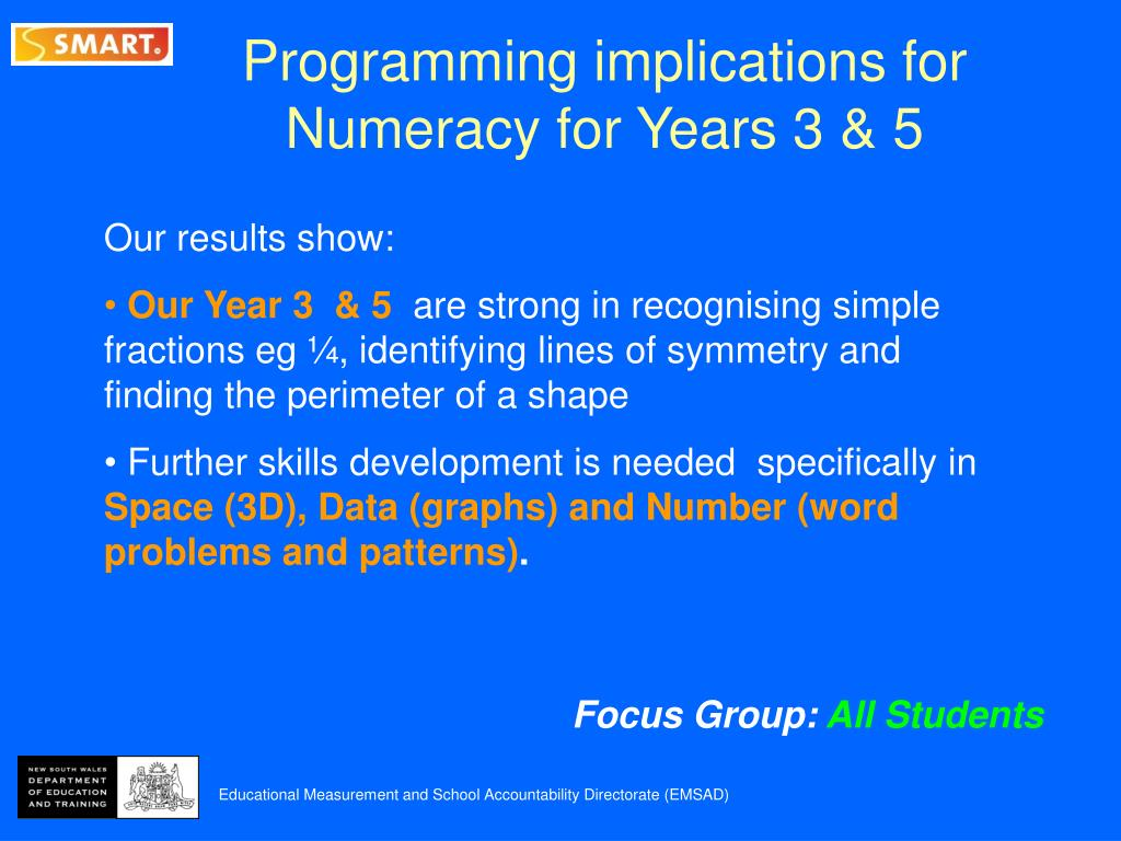 Programming implications for