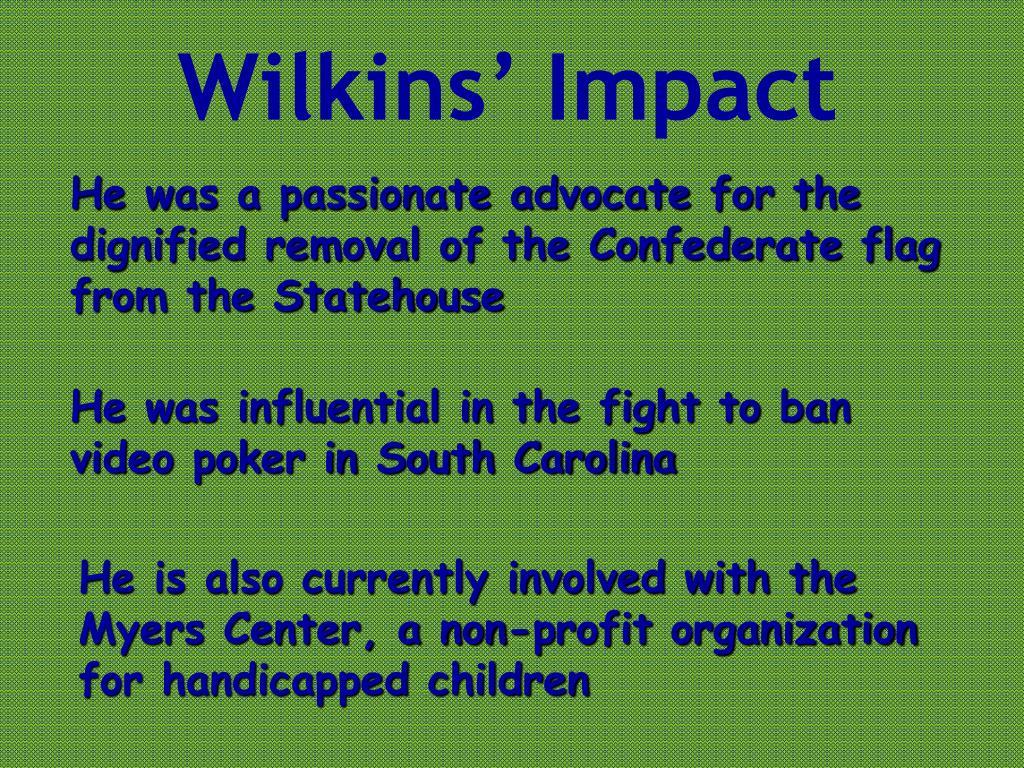 Wilkins' Impact