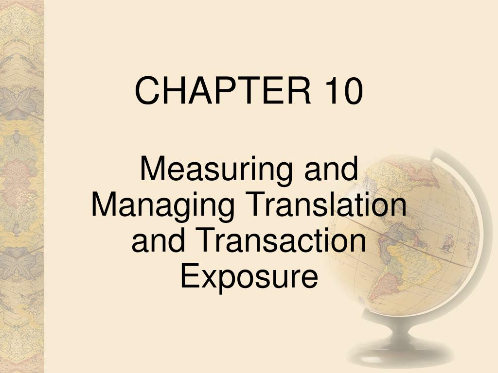 general motors transactional and translational exposures Foreign exchange hedging strategies at general motors transactional and translational exposures case solution - how should a.