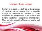 company logo designs