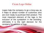 create logo online